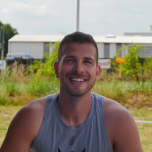Jan Kammann Personal Trainer Lachend