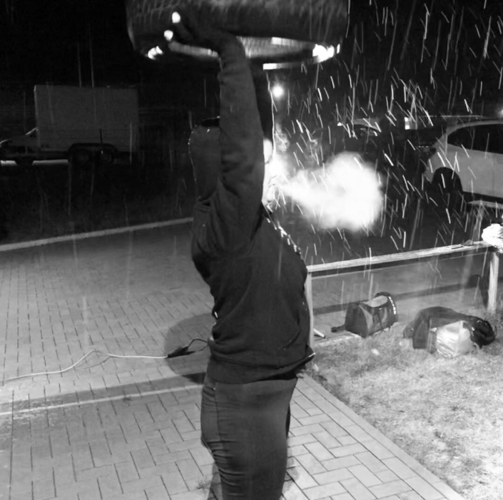 Outdoor Bootcamp Winter Atem